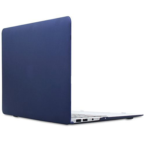 iDOO MacBook Soft Touch Plastic Hard Case for MacBook Air 13