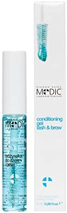 MEDIC - Conditioning Gel Lash & Brow - with FMS Complex and Vitamins: hydrates and nourishes damaged eyelashes