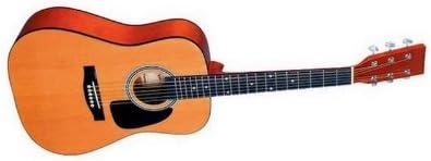 A1 Cadete 3/4 - Rochester: Guitarra acústica cadete 3/4: Amazon.es ...