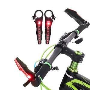 UDee LED Waterproof Cycle Warning Handlebar Light Indicator