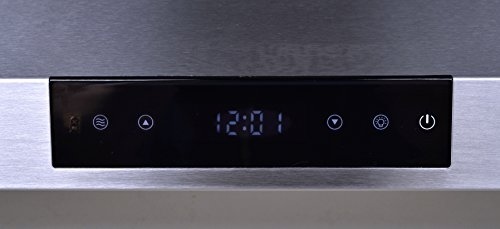 Chef 30 Quot Ps18 Under Cabinet Range Hood Stainless Steel