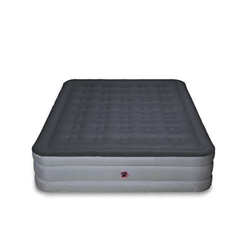 Coleman 2000031511 Airbed Qn Dh Laminated W/120V Combo
