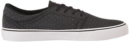 DC Shoes Trase TX SE - Zapatillas bajas para mujer Black/Polka Dot