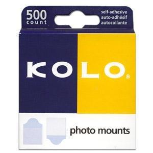 Kolo Photo Mounts (Kolo Photo Corners)
