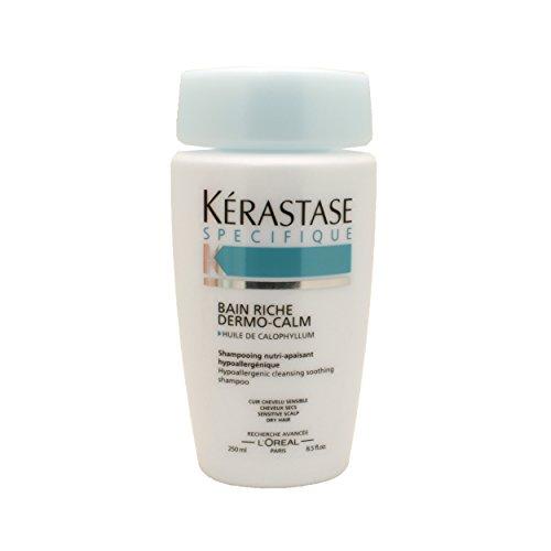 Kerastase Dermo-Calm Bain Riche Shampoo  - Kerast 8.5 oz