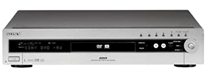 fa383ead0 Image Unavailable. Image not available for. Colour: Sony RDR-HX900 - DVD  recorder / HDD ...