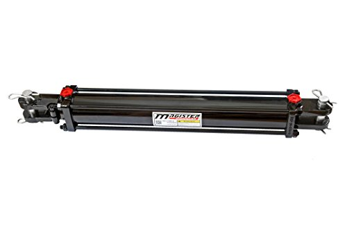 Tie-rod Hydraulic Cylinder Double Acting 3