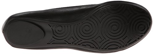 Women's 6 6 Flat Friendly M Dr Friendly Flat Ballet Us Scholls Oss Blksmooth Dr W Scholl's Ballett blksmooth Kvinnevennlig Vennlig SWxw8qTwEC