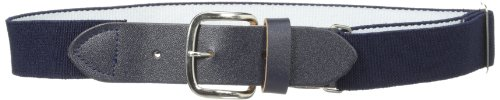 Wilson Sporting Goods Youth Elastic Baseball Belt, 18-22-Inch, - Youth Navy Blue Softball Pants