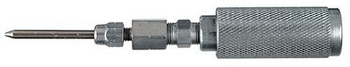 Needle Nozzle (Lincoln Lubrication 82784 Needle Nozzle with Extension and Locking Sleeve)