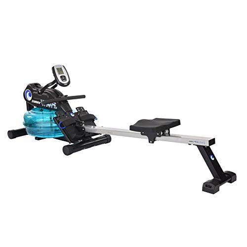 Stamina Elite Cardio Exercise Home Fitness Wave Water Rowing