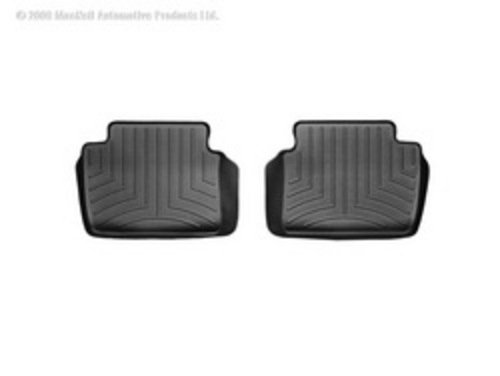 WeatherTech Custom Fit Rear FloorLiner for Select Dodge Ram Models (Black) - 442163 1500 Weathertech Rear Floor