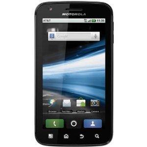 Motorola Atrix MB860 4G Unlocked Dual Core Phone with And...