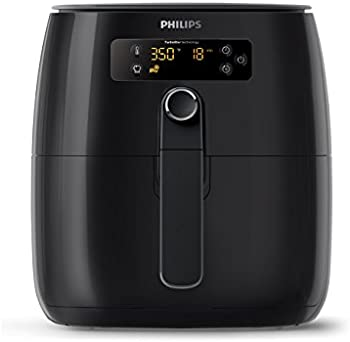 Philips HD9641 TurboStar Plastic Hot air Fryer