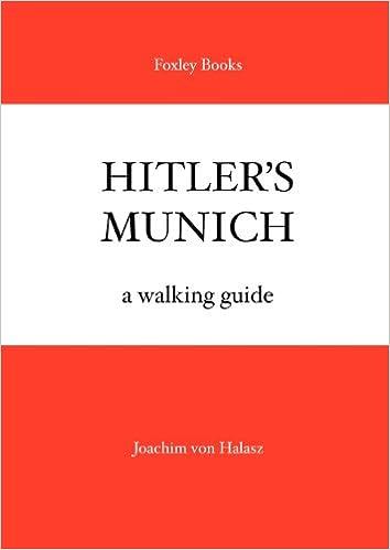 Hitler's Munich