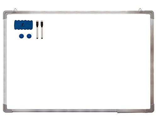 Whiteboard Set - Dry Erase Board 35 x 24
