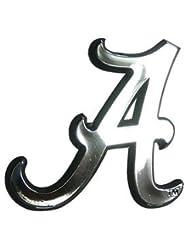 NCAA Alabama Crimson Tide Chrome Automobile Emblem