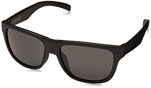 Smith Lowdown Slim Carbonic Sunglasses, Impossibly Black Frame