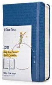 Moleskine 2014 Planner 12 Month Le Petit Prince Daily Pocket Black