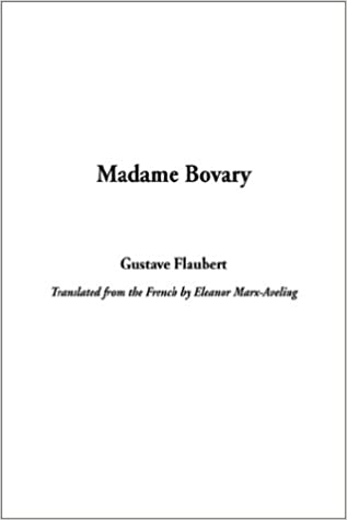 Book Madame Bovary