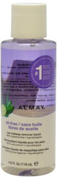 Women Almay Oil Free Sans Huile Eye Liquid Makeup Remover 1 pcs sku# 1792399MA
