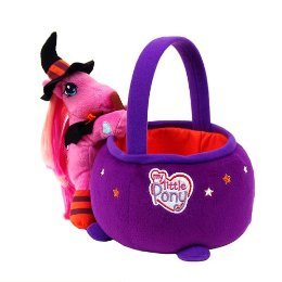My Little Pony Halloween Bucket Plush -