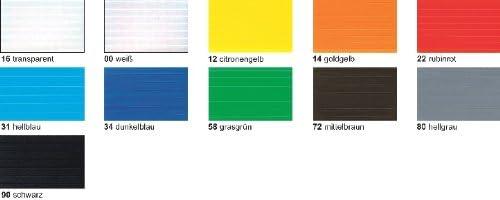 Stegplatten 23x33CM,10PL.GRASGR/ÜN Bastel