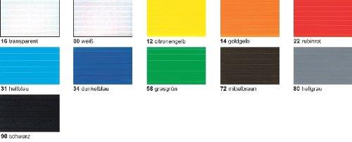 Stegplatten 50x70CM,10PL.HELLGRAU Bastel