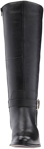 Catriona Black Women's Aldo Leather Harness Boot C4wpx