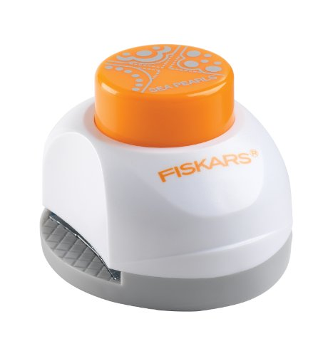 Fiskars Sea Pearls 3-in-1 Corner Punch -