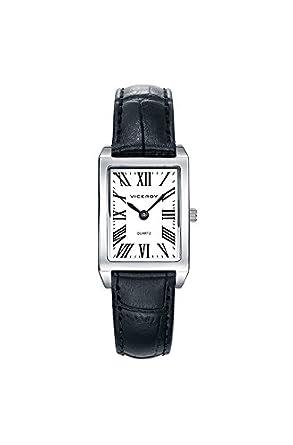 Reloj Viceroy 42230-02, para mujer, correa de color negro: Amazon.es: Relojes