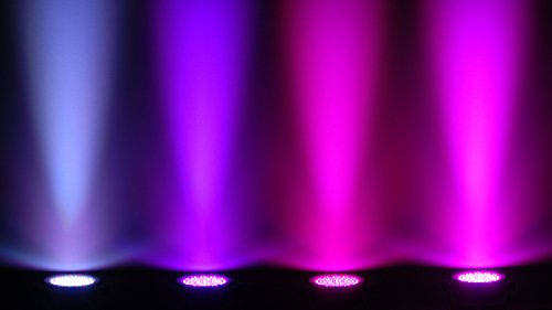 CHAUVET DJ EZpar 56 Battery-Operated RGB LED Wash Light w/Automated & Sound Active Programs and Infared Remote Control by CHAUVET DJ (Image #3)'