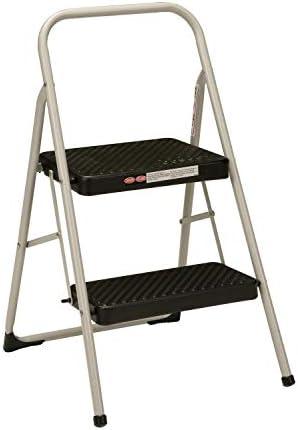Cosco 2-Step Household Folding Step Stool Renewed