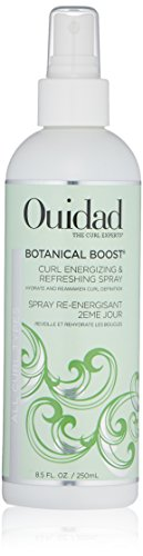 Ouidad Botanical Boost Moisture Infusing and Refreshing Spray, 8.5 Fl Oz