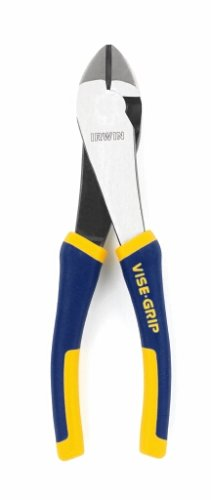 IRWIN Tools VISE-GRIP Pliers, Diagonal Cutting, 7-Inch (2078307)