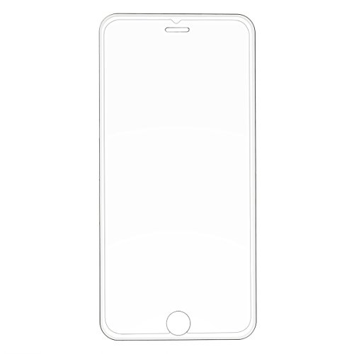 ULAK Tempered Full Glass Screen Protector Premium Clear Edge to Edge for iPhone 6 4.7 - Retail Packaging - Clear