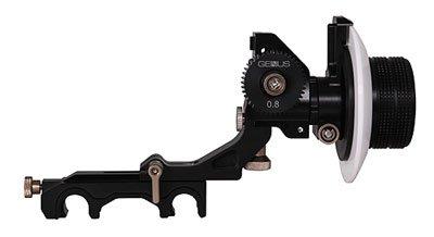 Genus GL G-SFOCDSLR Superior Follow Focus System for DSLR Cameras