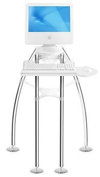 Rain Design iGo Desk for iMac 24-27 Inches, Standing Model (12004) by Rain Design