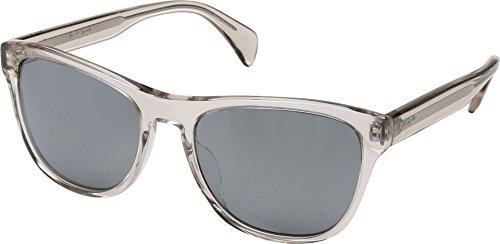 Paul Smith Unisex Hoban Dune/Black Satin Mirror - Dune Sunglasses