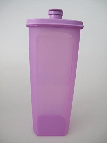 TUPPERWARE líquidos confederado Circular 2,0 L zumo de Lila jarra ...