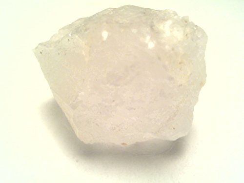 Uncut Gems (Rare Natural 5.17 Carat Intense White Diamond Rough Uncut Specimen)