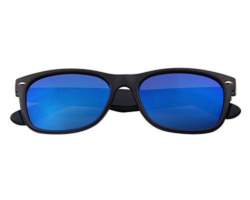 Sunglasses Women Aviator Sun Glasses Blue Color Brand Design - 8