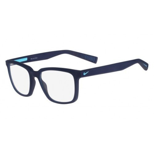 Eyeglasses NIKE 4266 418 SQUADRON BLUE-TIDE POOL - Glasses Nike Men
