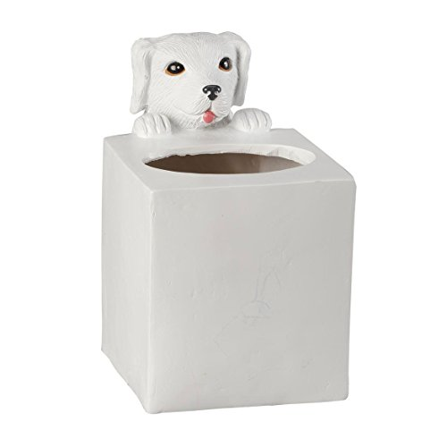 Playful Dog Tissue Holder OakRidgeTM