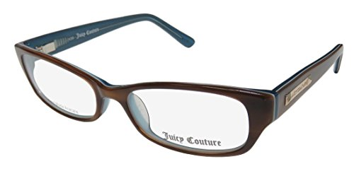 Juicy Couture 125 01PR 00 Havana - Couture Eyeglasses Juicy
