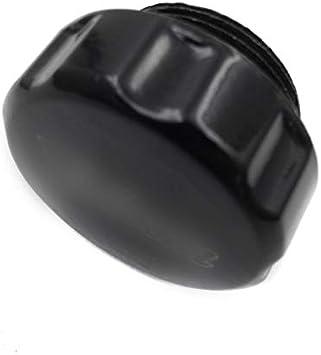 Motorcycle Black Billet Fluid Reservoir Cap For Kawasaki Vulcan 500 750 800 900 1500 1600