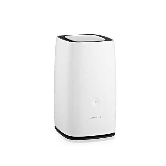 Promise Technology Apollo Cloud 2 Duo Personal Cloud Storage Device 3 User RAID configurable (RAID 1 or RAID 0) Supports up to 40 private members Create public shared links
