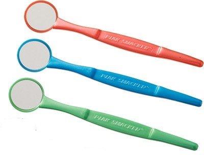 Plaksmacker Dental Mouth Mirror (Set Of 3)