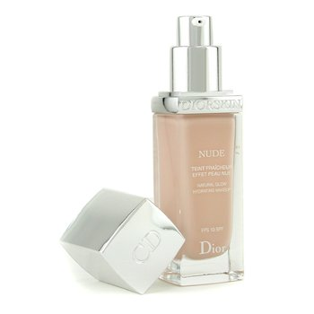 Diorskin nude natural glow hydrating