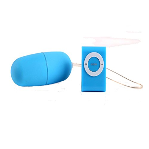 Rabbit Vibrator;Swyss Silent Clitoral G-Spot Vibrating Vibrator Waterproof Wireless remote control Shacking Shock Kitty Massager for Female Masturbation (Blue)